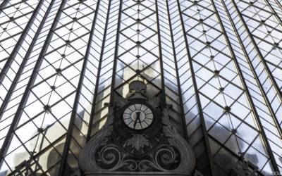 Horloges de gares